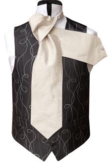 cravats selftie neckwear gentlemens wedding neckwear