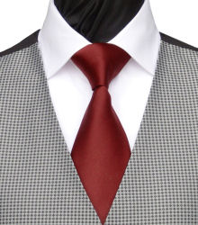 Men's Necktie available in a choice of over 50 colours