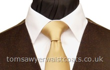 Order the featured neckwear here. Our picture shows the following:- Style- Necktie- Colour- Beige (F12)- Fabric- Satin- Save 15% when you order 6 or more men's neckties in the same colour & fabric!