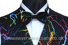 Freak Lightning Pre-Tied Bowtie