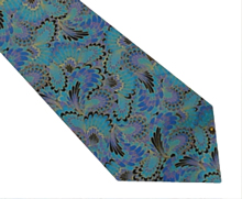 Feathers and Wings Cotton Necktie