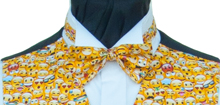 Emoji Pre-tied bowtie- Style- Pre-Tied Bowtie- Colour- As Shown- Fabric- Cotton-