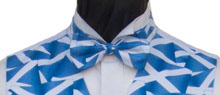 The Saltire - Scottish Flag Pre-tied Bowtie