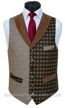 The Shelstone Tor Totnes Collection Waistcoat
