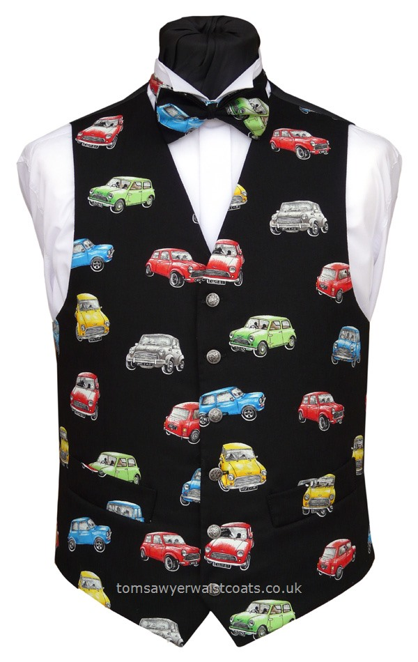 Mini Lovers Waistcoat Size 42 Chest
